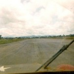 Kon Tum Airstrip Photo Credit: Gary Overby/November 1971